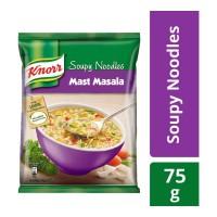 KNORR SOUPY NOODLES MAST MASALA 75.00 GM PACKET