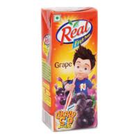 REAL GRAPE JUICE 200 ML