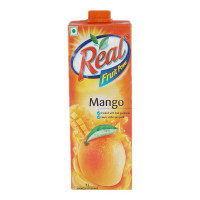 REAL MANGO DRINK 1.00 LTR TETRAPACK