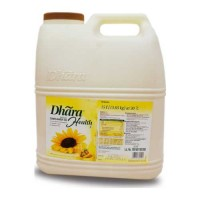 DHARA HEALTH SUNFLOWER OIL 15.00 LTR JAR