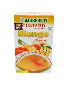 WEIKFIELD MANGO CUSTARD POWDER 100.00 GM BOX