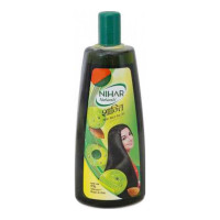 NIHAR SHANTI AMLA SHANTI AMLA HAIR OIL 500.00 ML BOTTLE
