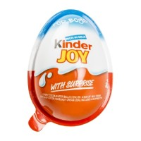 KINDER JOY FOR BOYS 20 Gm