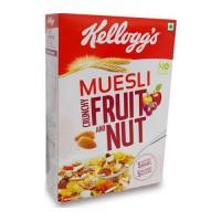 KELLOGGS MUESLI CRUNCHY FRUIT AND NUT 500 GM