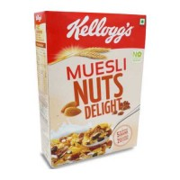 KELLOGGS MUESLI NUTS DELIGHT 250.00 GM BOX