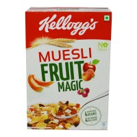 KELLOGGS MUESLI FRUIT MAGIC 500.00 GM BOX