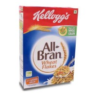 KELLOGGS ALL BRAN WHEAT FLAKES 425 Gm Box