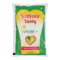 SAFFOLA TASTY OIL 1.00 LTR SACHET