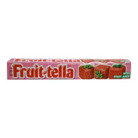 FRUIT-TELLA STRAWBERRY CHEWY TOFFEE 45 GM PACKET