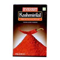 EVEREST KASHMIRI LAL MIRCH POWDER 100.00 GM PACKET