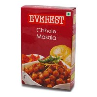 EVEREST CHHOLE MASALA 100 Gm Box