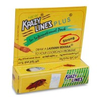 KRAZY LINES LINES PLUS STRONG COCKROACH PROBLEM 1.00 NO PACKET