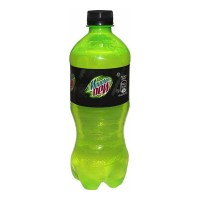 PEPSI MOUNTAIN DEW  600 ML