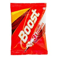 BOOST 3 X MORE STAMINA MILK DRINK 75.00 Gm Sachet