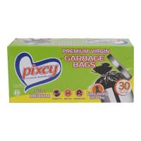 PIXCY GARBAGE BAGS MEDIUM SIZE 19X 21.00 CM BOX
