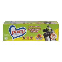 PIXCY GARBAGE BAGS LARGE SIZE 24X 32.00 CM BOX