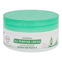 AYUR HERBAL ALL PURPOSE CREAM WITH ALOE VERA 80.00 ML BOX