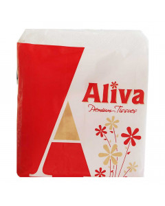ALIVA PRINTED TISSUES 27 X 30 100.00 PCS PACKET