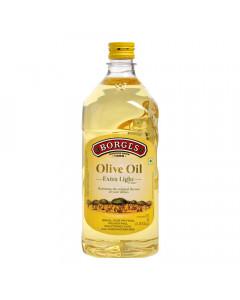 BORGES EXTRA LIGHT OLIVE OIL 2.00 LTR JAR