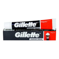 GILLETTE SHAVING CREAM REGULAR 30 GM