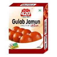 AGRAWAL 420 GULAB JAMUN MIX 200.00 GM BOX