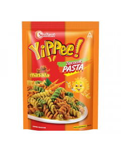 YIPPEE TRICOLOR PASTA MASALA 65 GM PACKET