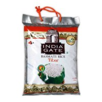 INDIA GATE TIBAR RICE 10.00 KG BAG