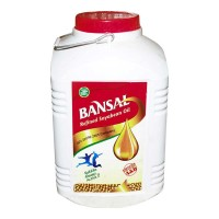 BANSAL SOYA OIL 5.00 LTR JAR
