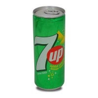 7 UP LEMON 250 ML CAN