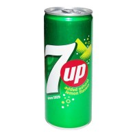 7 UP SOFT DRINK 250 ML CAN
