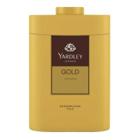 YARDLEY GOLD TALC 100.00 GM