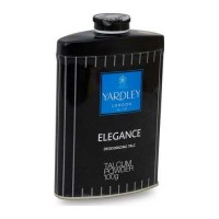 YARDLEY ELEGANCE DEODORANT TALC 100.00 GM BOX
