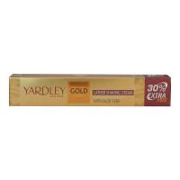 YARDLEY LONDON GOLD LATHER SHAVING CREAM 39.00 GM BOX