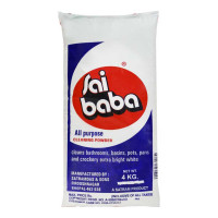 SAI BABA ALL PURPOSE CLEANING POWDER 4.00 KG PACKET