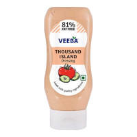 VEEBA THOUSAND ISLAND DRESSING 300.00 GM BOTTLE