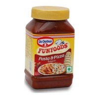 FUNFOODS FUNFOODS PASTA & PIZZA SAUCE 325.00 GM BOX