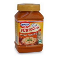 FUNFOODS PIZZA TOPPING 325.00 GM BOX