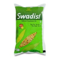 SWADIST REFINED SOYABEAN OIL- 1.00 LTR