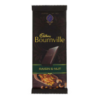 CADBURY BOURNVILLE RAISIN & NUT CHOCOLATE 80 GM