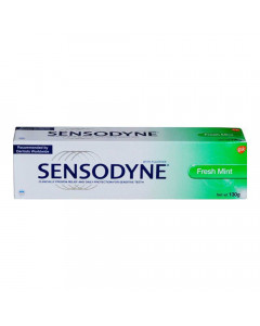 SENSODYNE FRESH MINT TOOTHPASTE 130.00 GM BOX