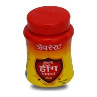 EVEREST YELLOW HING POWDER 25.00 GM JAR