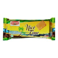 BRITANNIA NICE TIME BISCUITS 150.00 GM PACKET