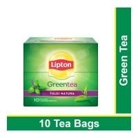LIPTON GREEN TEA NATURA 10 TEA BAG 1.00 NO BOX