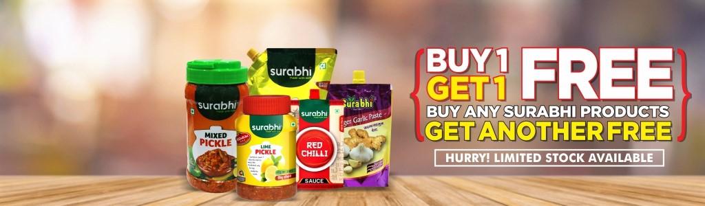 Surabhi Offer