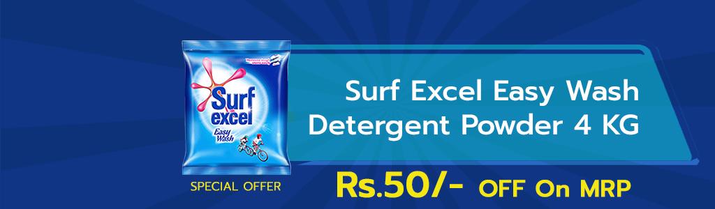 SURF EXCEL DETERGENT