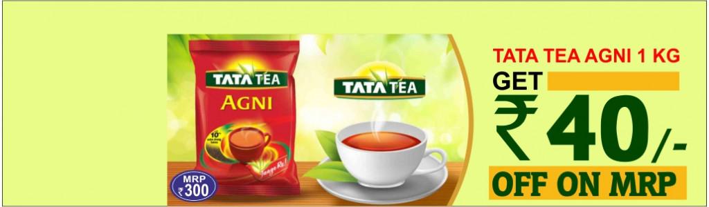 Tata Tea Agni 40 Off
