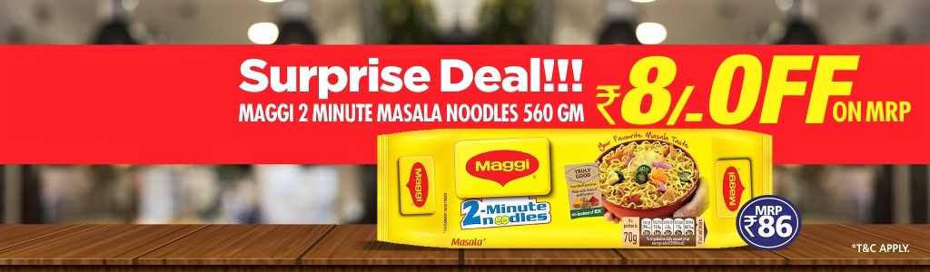Maggi Offer
