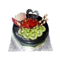 CHOCOLATE FRUIT CAKE 3 KG