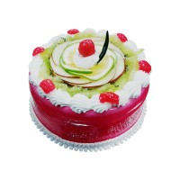 STRAWBERRY FRUIT CAKE 2 KG