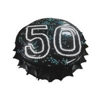 HALF CENTURY CHOCO CAKE 3KG